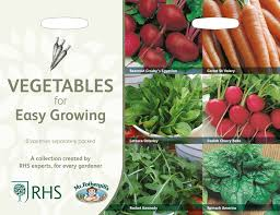 RHS Vegetable Seeds
