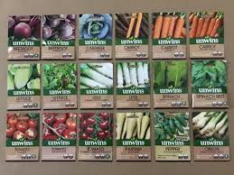 Johnsons Vegetable Seeds